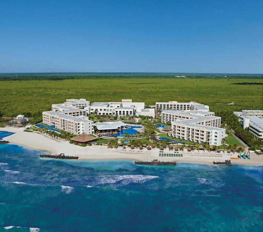 Secrets Silversands Riviera Cancun - Secrets Silverlsands Aerial View <br/>Image from Leonardo