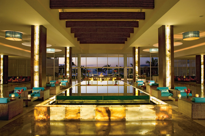 Now Jade Riviera Cancun - Lobby <br/>Image from Leonardo