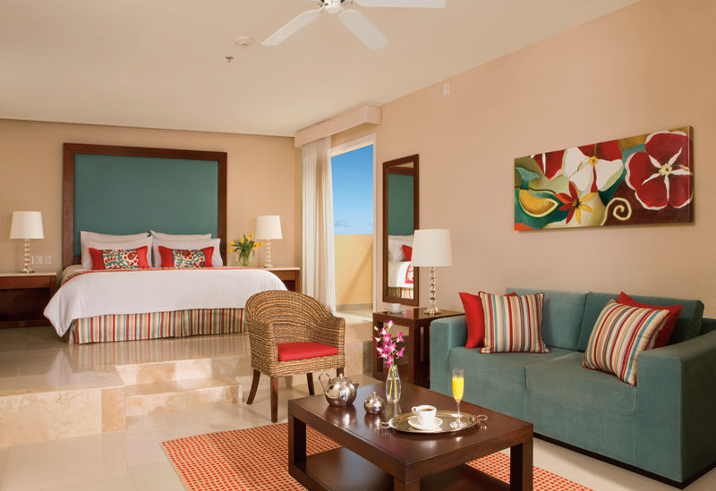 Now Jade Riviera Cancun - Junior Suite Ocean View <br/>Image from Leonardo