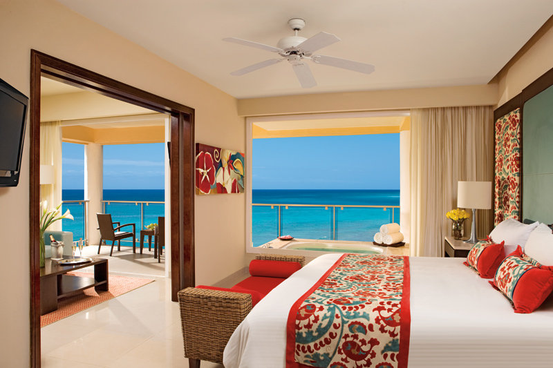 Now Jade Riviera Cancun - Preferred Club Suite <br/>Image from Leonardo