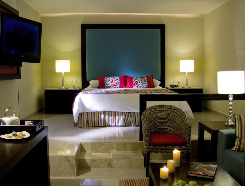 Now Jade Riviera Cancun - Junior Suite <br/>Image from Leonardo