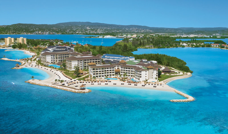 Secrets St. James Montego Bay - Exterior <br/>Image from Leonardo