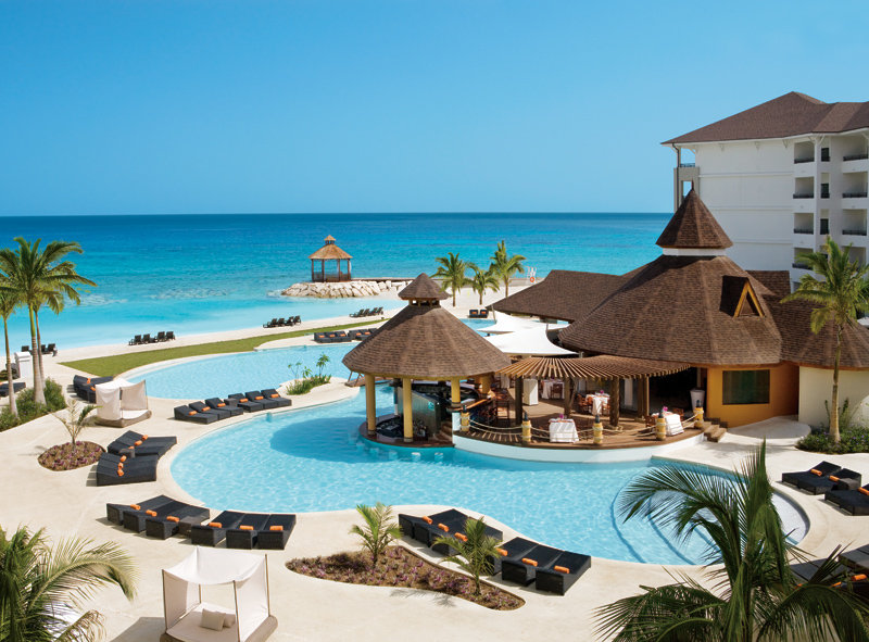 Secrets St. James Montego Bay - Swimming Pool <br/>Image from Leonardo