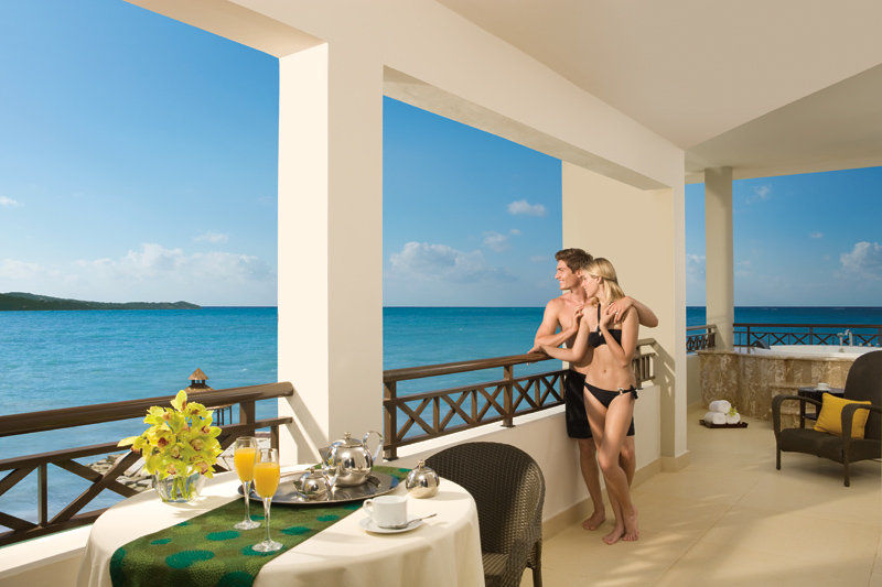 Secrets St. James Montego Bay - Presidential Suite Terrace <br/>Image from Leonardo