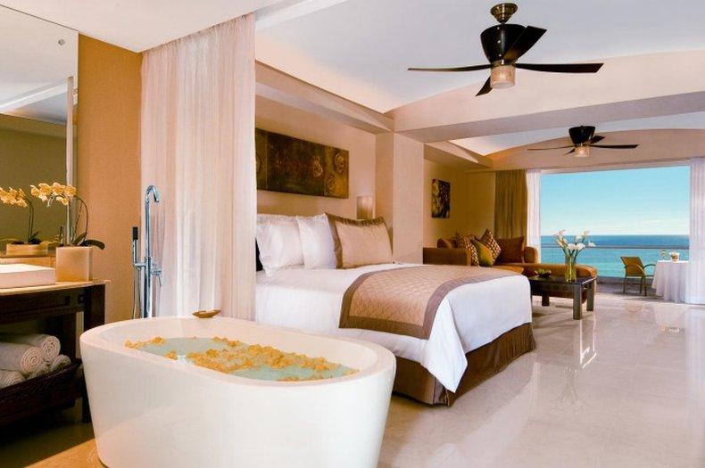 Dreams Villamagna Nuevo Vallarta-Model Room<br/>Image from Leonardo