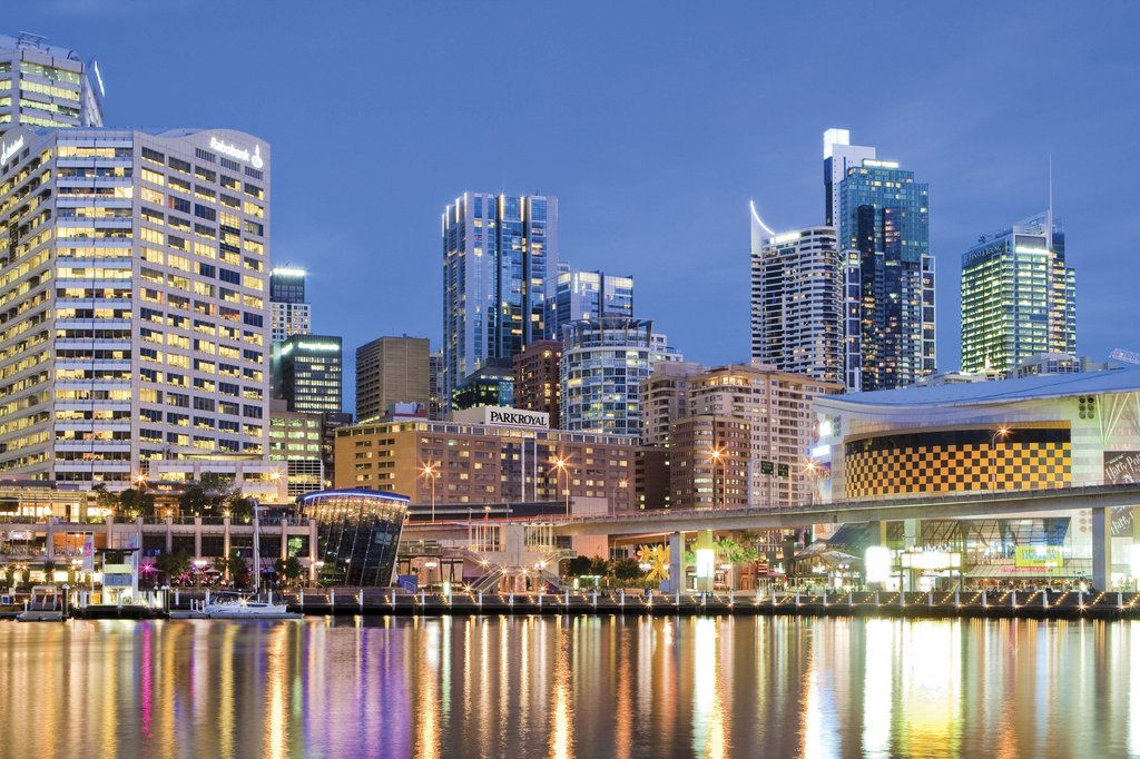 Parkroyal Darling Harbour  - PARKROYAL Darling Harbour Exterior <br/>Image from Leonardo