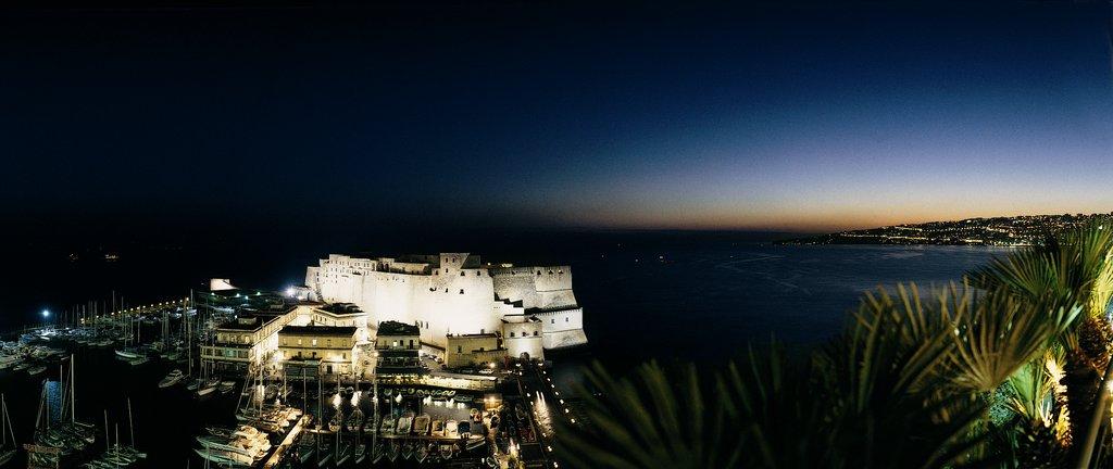 Grand Hotel Vesuvio-Egg Castle<br/>Image from Leonardo