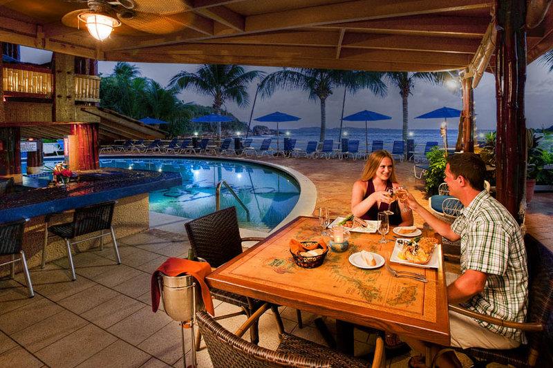 Bolongo Bay Beach Resort-Lobster Grille<br/>Image from Leonardo