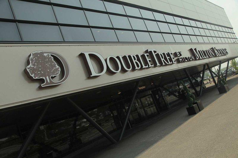 DoubleTree by Hilton Milton Keynes-Hotel Exterior<br/>Image from Leonardo