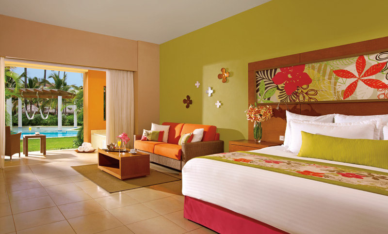 Secrets Royal Beach Punta Cana - Deluxe Swim Up Room <br/>Image from Leonardo