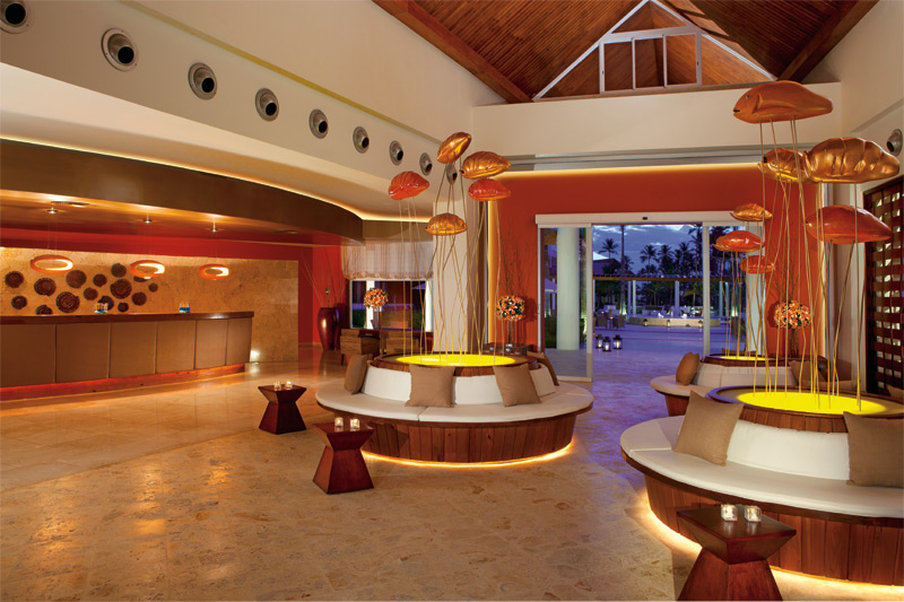 Secrets Royal Beach Punta Cana - Lobby <br/>Image from Leonardo
