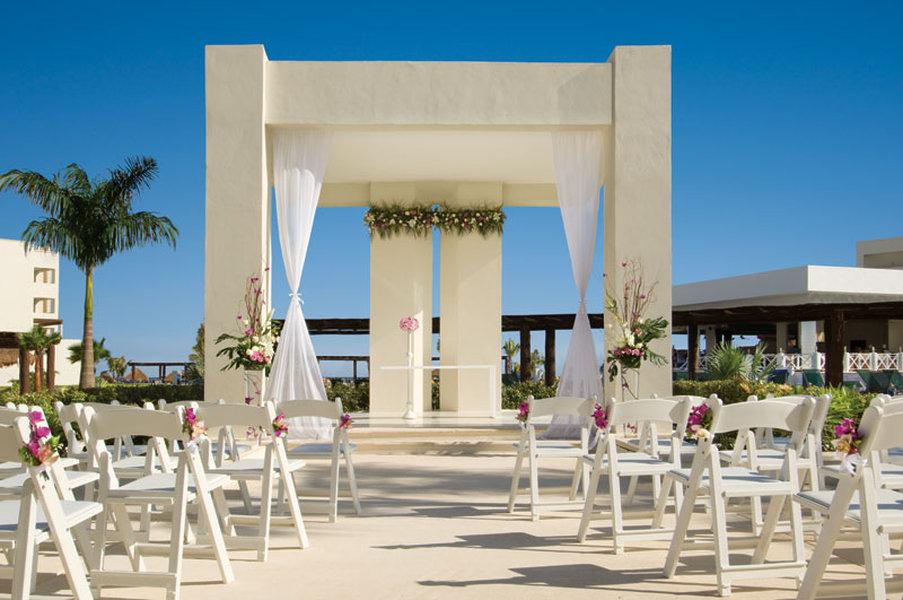 Secrets Silversands Riviera Cancun - Wedding Gazebo <br/>Image from Leonardo