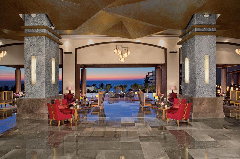 Secrets Vallarta Bay - Lobby <br/>Image from Leonardo