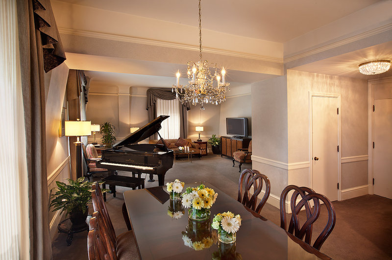 Benson Hotel-The Grand Suite<br/>Image from Leonardo