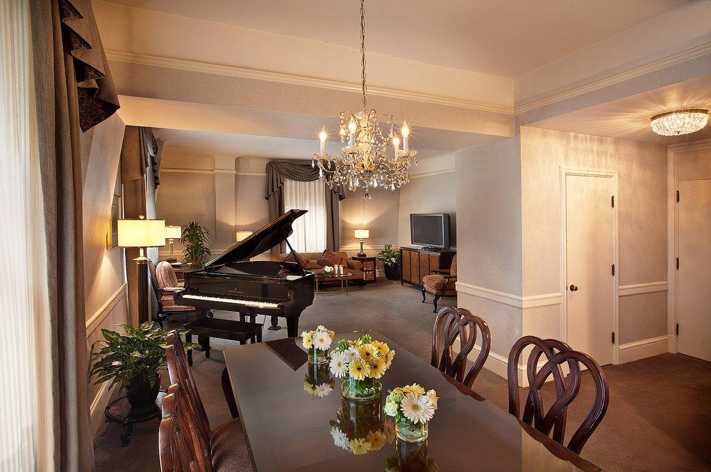 Benson Hotel-The Grand Suite<br/>Image from Leonardo
