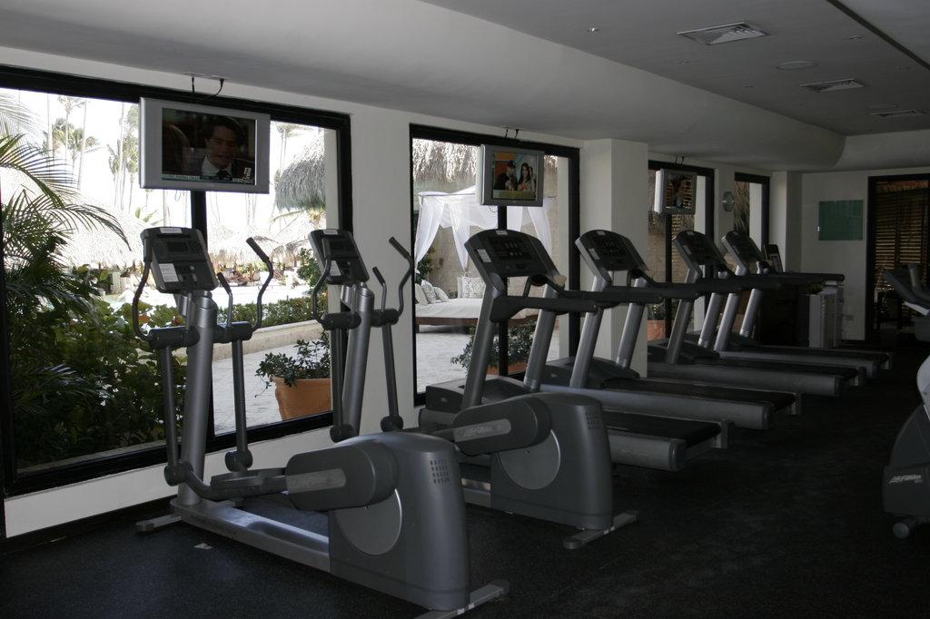 Paradisus Palma Real - Gym <br/>Image from Leonardo