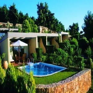 Sani Club-Junior Suite Private Pool<br/>Image from Leonardo
