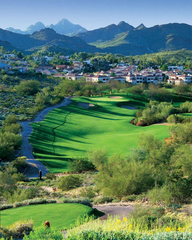 Pointe Hilton Tapatio Cliffs - Golf <br/>Image from Leonardo