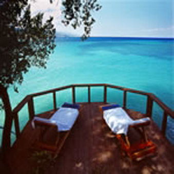 Jamaica Inn Hotel-Cottage 3 Deck<br/>Image from Leonardo
