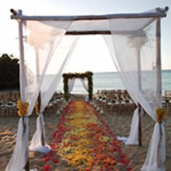 Jamaica Inn Hotel-Beach Wedding<br/>Image from Leonardo