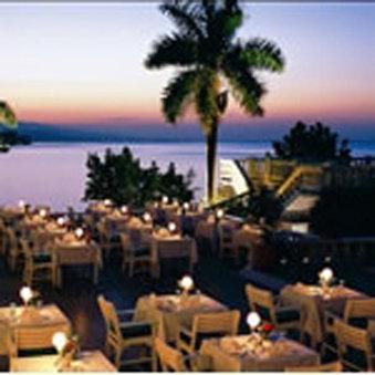 Jamaica Inn Hotel-Dinner Setup<br/>Image from Leonardo