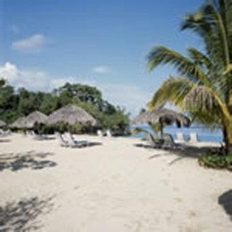 Jamaica Inn Hotel-Half Of The Beach<br/>Image from Leonardo