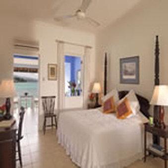 Jamaica Inn Hotel-Premier Verandah Suite West Wing Guest Room<br/>Image from Leonardo