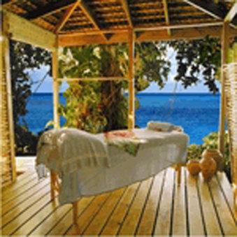 Jamaica Inn Hotel-Spa Treatment Room<br/>Image from Leonardo