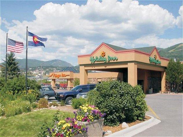 Holiday Inn Steamboat Springs-Exterior View Summer<br/>Image from Leonardo
