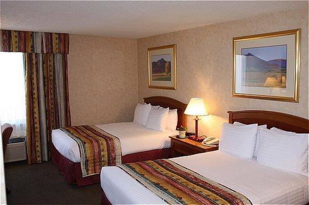 Holiday Inn Steamboat Springs-Double Bed Guest Room<br/>Image from Leonardo