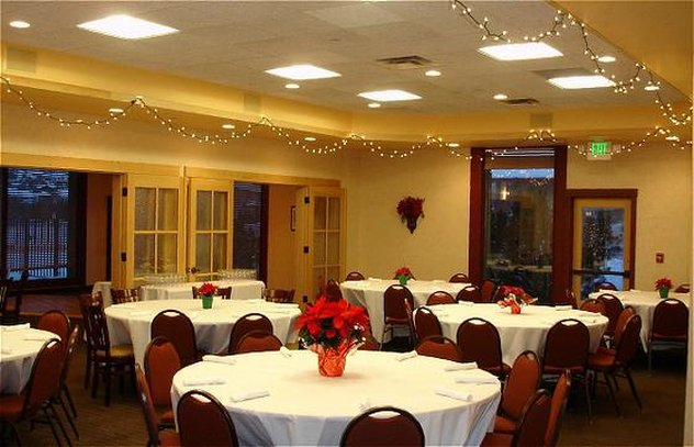 Holiday Inn Steamboat Springs-Meeting Room-seating up to 80 persons<br/>Image from Leonardo