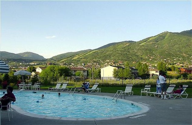 Holiday Inn Steamboat Springs-Pool View<br/>Image from Leonardo