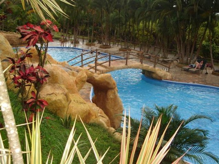 Nayara Resort Spa and Gardens-Hot Springs Pools<br/>Image from Leonardo
