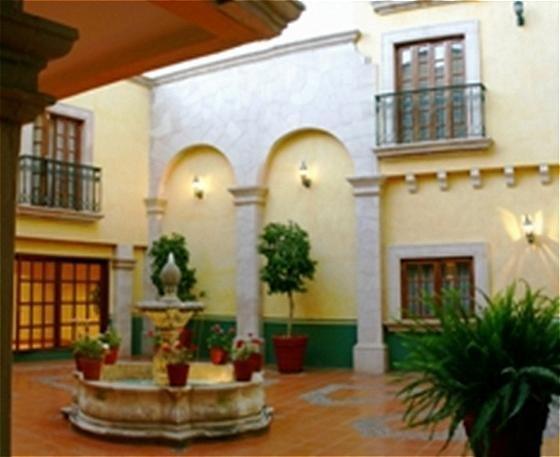 Hampton Inn by Hilton Zacatecas-Recreational facility<br/>Image from Leonardo