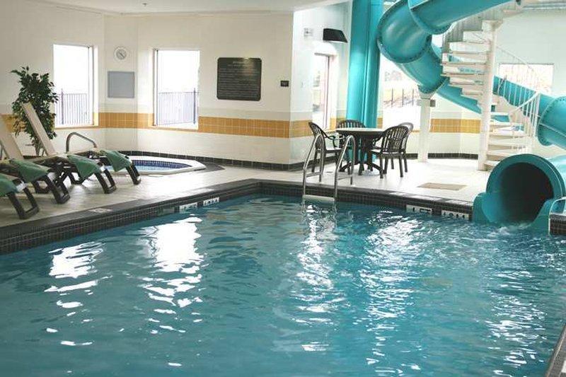 Hampton Inn &amp; Suites by Hilton Saint John-Recreational Facilities<br/>Image from Leonardo