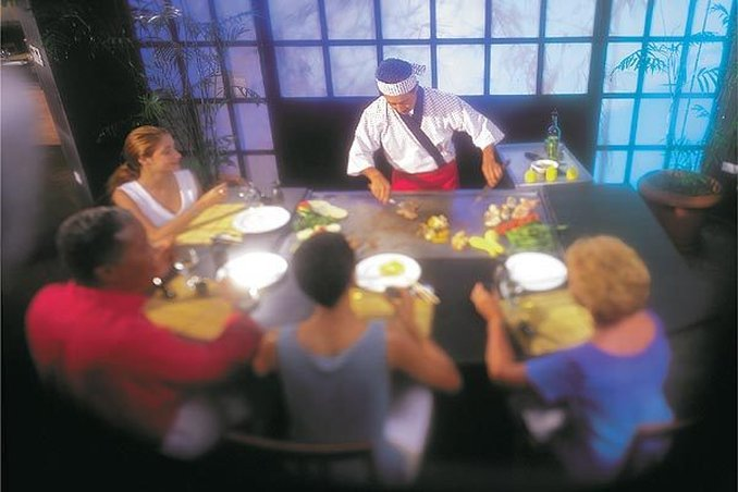 Melia Braco Village - Grand Lido Braco Munasan Restaurant <br/>Image from Leonardo