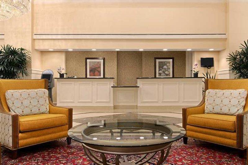 Hilton Savannah Desoto-Savannah Hilton Lobby<br/>Image from Leonardo