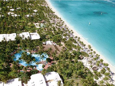 Grand Palladium Palace Resort Spa & Casino - Beach <br/>Image from Leonardo