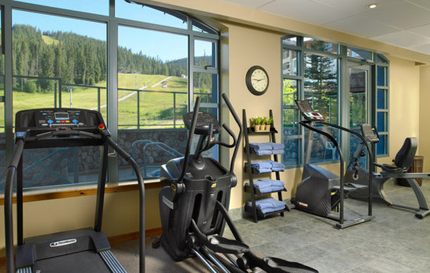 Coast Sundance Lodge-Fitness Centre<br/>Image from Leonardo