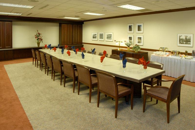 Holiday Inn Express Charleston - Civic Center-Civic Center Boardroom<br/>Image from Leonardo