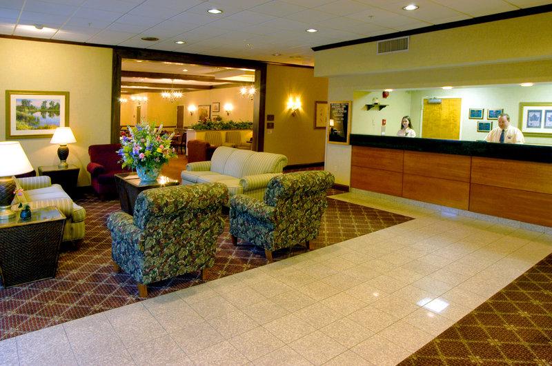 Holiday Inn Express Charleston - Civic Center-Lobby<br/>Image from Leonardo