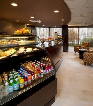 Crowne Plaza Indianapolis - Airport-A Cup Above Coffee Bar & Bakery<br/>Image from Leonardo
