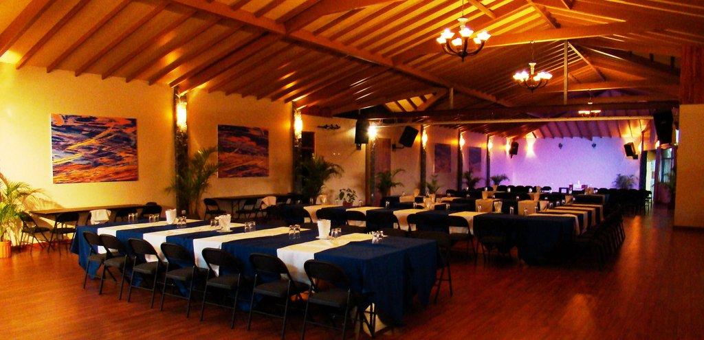 Hotel El Establo-Conference Center<br/>Image from Leonardo