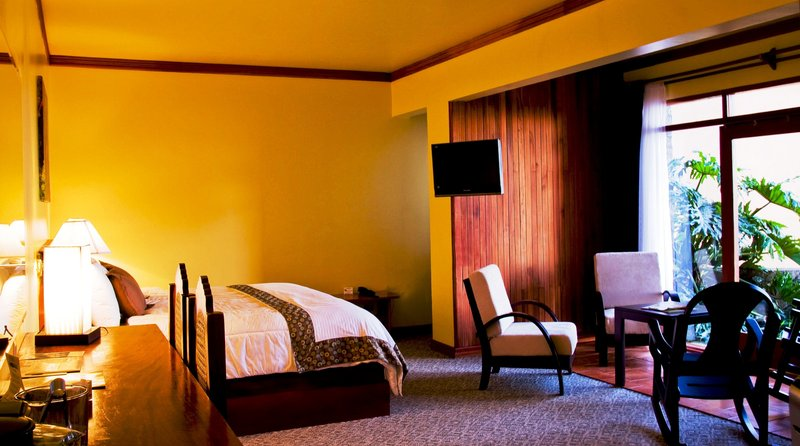 Trapp Family Lodge-Suite Room<br/>Image from Leonardo