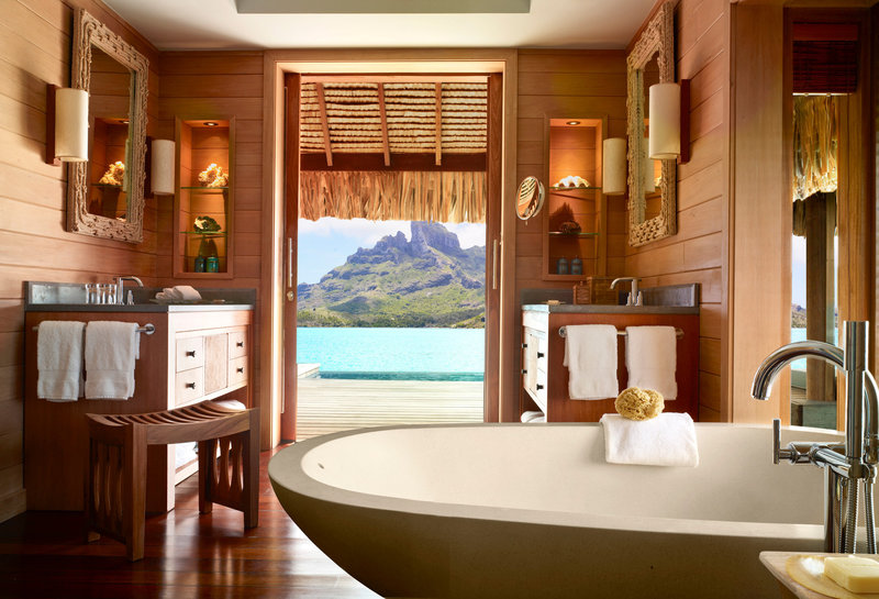 Sofitel Bora Bora Private Island-BORBathroom<br/>Image from Leonardo