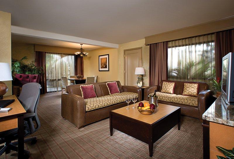 Pointe Hilton Squaw Peak Resort - Suite Living Room Area <br/>Image from Leonardo
