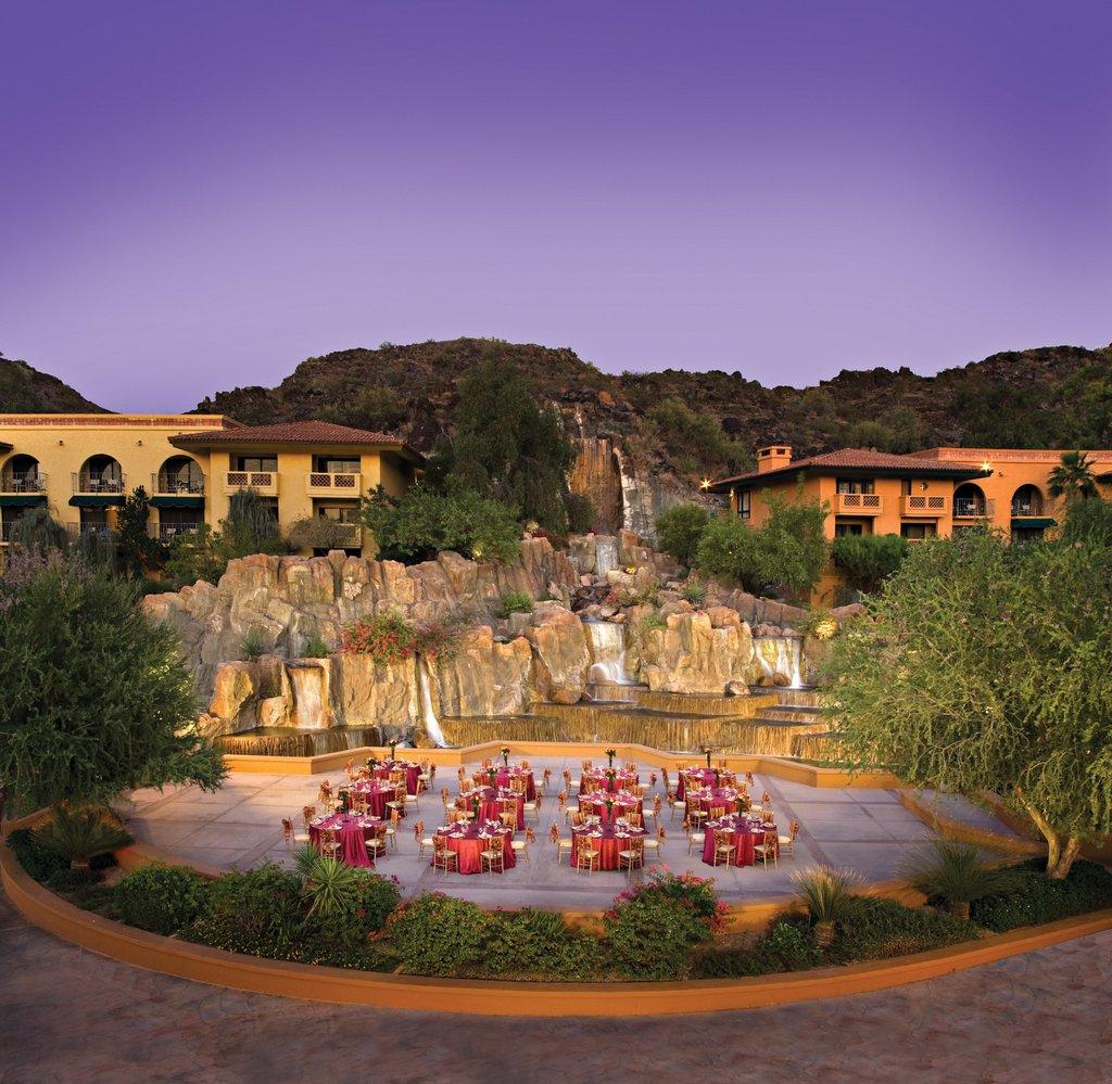 Pointe Hilton Tapatio Cliffs - Outdoor Reception <br/>Image from Leonardo