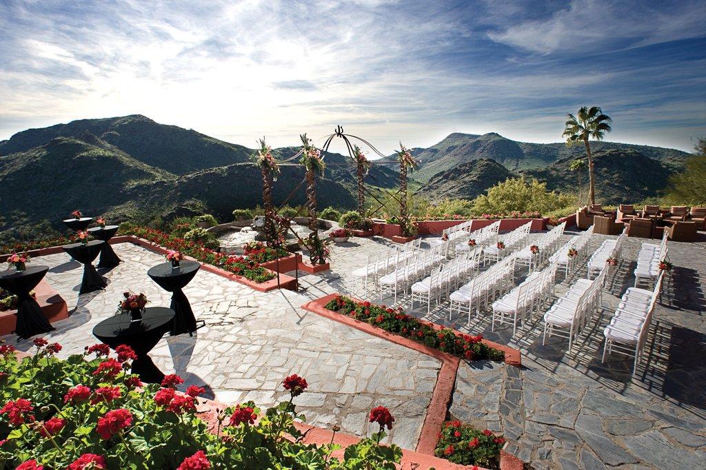 Pointe Hilton Tapatio Cliffs - Outdoor Wedding <br/>Image from Leonardo