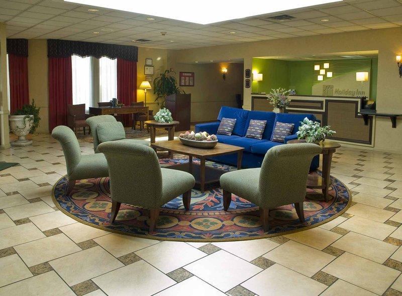 Holiday Inn Buffalo International Airport-Foyer Desk<br/>Image from Leonardo