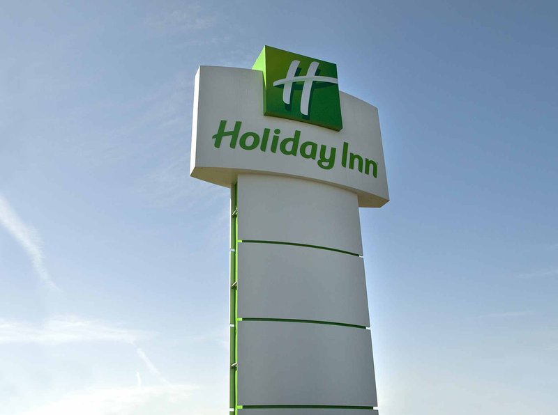 Holiday Inn Buffalo International Airport-Holiday Inn Sign<br/>Image from Leonardo